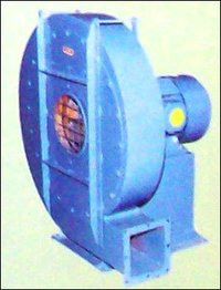 MS Fabricated Blower