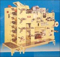 Rotary Label Printing & Die-Cutting Machine