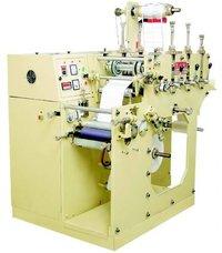 Rotary Computer Label Press & Die-Cutting Machine