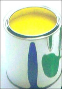 Yellow Colour Plastisol Ink