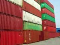 Container Storage Services