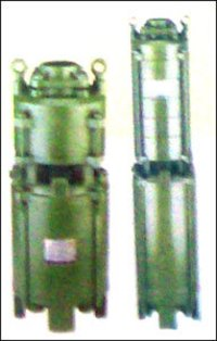 Vertical Open Well Submersible Monoset Pump