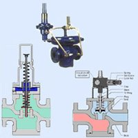 Downstream Pressure Control Valves