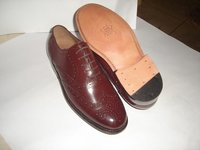 WING CAP BROGUE SHOE