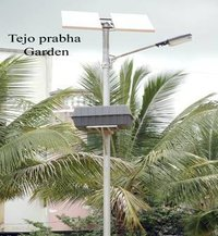 Solar- Power LED Based Street Light