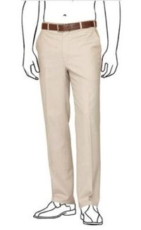 True Oak Formal Trousers