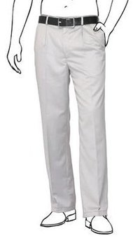 Imperial Grey Formal Trousers