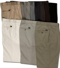 Mens Basic Formal Trousers