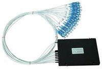 Planar Light Wave Circuit Splitters