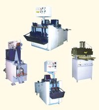 Stainless Steel Scrubber Machine