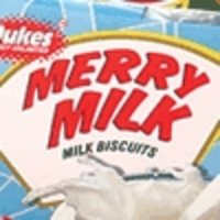 Merry Milk Biscuits