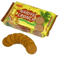 Nariyel Crunch Biscuits