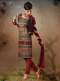 Party Wear Designer Salwar Suit