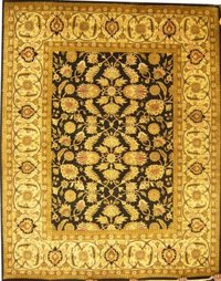 Semi Worsted Handmade Carpets