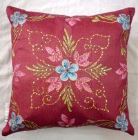 Designer Embroidered Cushions