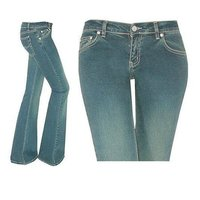 Authentic Ladies Jeans