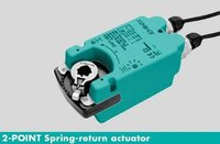 2 Point Spring Return Actuator