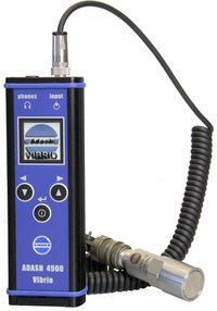 Powerful Vibration Meter