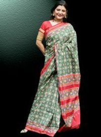 Double Weave Patolas Sarees
