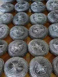 Galvanized Wire Scrubber