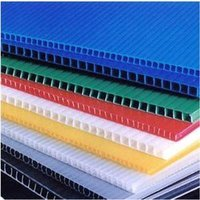 Sunpac Plastic Corrugated Sheets