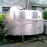 Fabrication & Erection Service Of Milk Silos