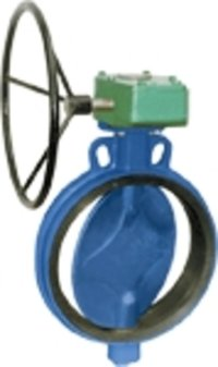 Gear Box Mounted Butterfly Valves