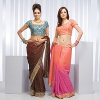 Womens Bridal Sarees