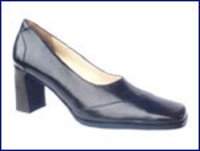 Black Colour Ladies Shoes