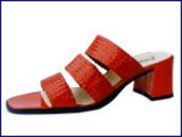 Red Colour Ladies Sandals