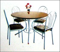 Round Shape Dining Table Sets