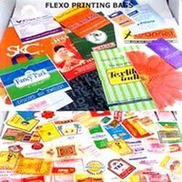 Flexo Printed Bags
