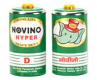 Novino Hyper Dry Battery