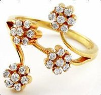 Nakshatra Diamond Ring