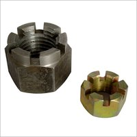 Castle Slotted Nut