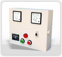 CONTROL PANEL FOR SINGLE PHASE SUBMERSIBLE PUMP