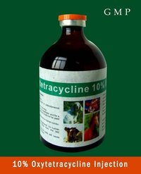Oxytetracycline Injection 10%