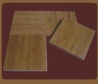 Composed Bamboo Parquet Flooring