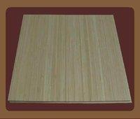 Rectangular Natural Bamboo Parquet Flooring