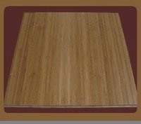 Rectangular Carbonized Bamboo Parquet Flooring