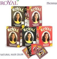 Royal Henna Hair Color