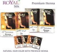 Royal Henna Silk Premium Henna Hair Color
