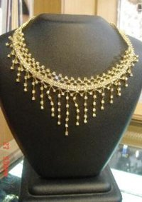 Ethnic Diamond Necklace