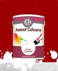 Colours Acrylic Distemper