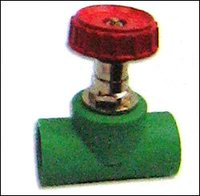 Screw Tap With Hand Wheel