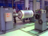 Rotor Binding Machine With Digital Tension Indicator