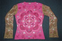 Multi Colour Ladies Tops