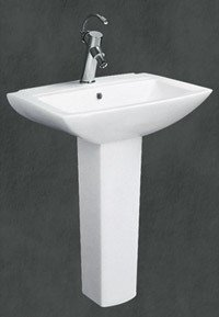 Wash Basins With Pedestal