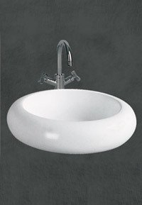 Circular Shape Art Wash Basins