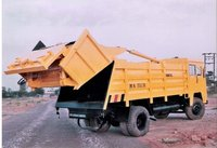 Hydraulic Refuse Collector